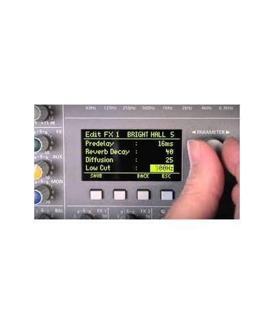 پاور میکسر طرح PM600 سری 3
