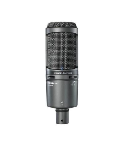 میکروفن USB استودیویی audio technica – AT2020USB Plius