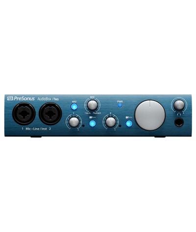پکیج استودیوییPreSonus - AudioBox iTwo Studio 