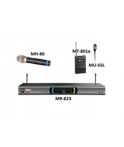 میکروفون بیسیم MIPRO-MR 823