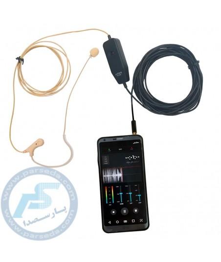 میکروفن هدمیک موبایل JTR - HC650 pro