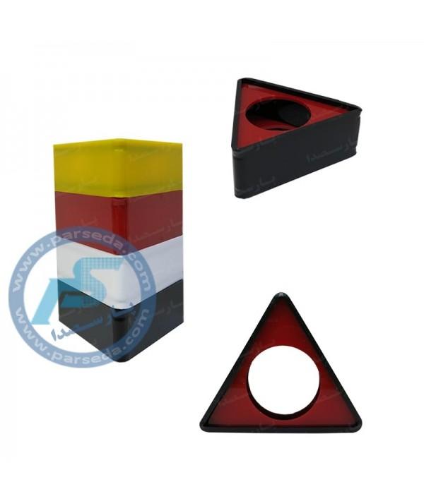 لوگو میکروفون مثلثی 3cm