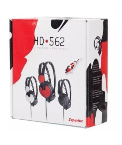هدفون SUPERLUX - HD562