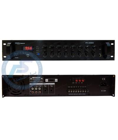 دستگاه مرکزی صوت PHONIX – 200BU