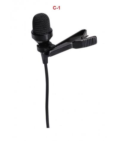 گیره میکروفون یقه ای