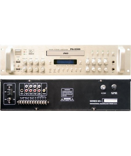 دستگاه مرکزی PV - PA5300