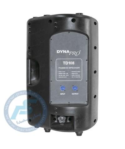 باند پسیو 8 اینچ DYNAPRO - TD108