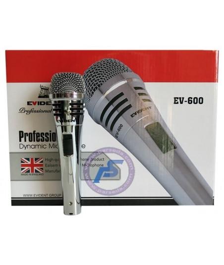 میکروفون باسیم EVIDENT - EV600