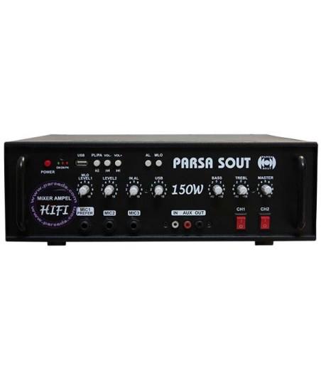 دستگاه مرکزی پارسا 150 وات