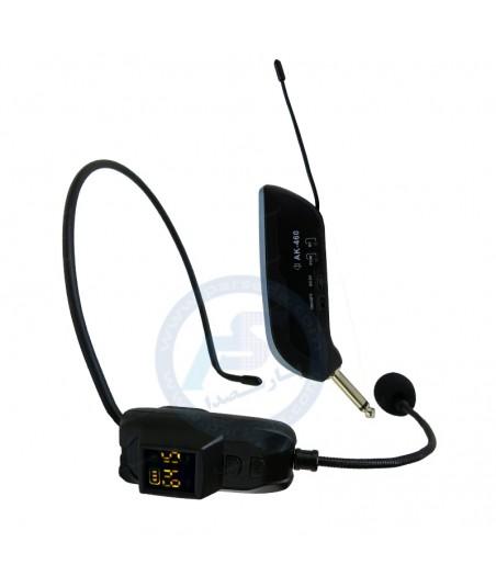 میکروفون بیسیم هدمیک AK - 460 2