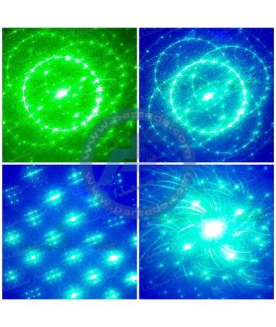لیزر گرافیکی با LED آبی مدل 62RG