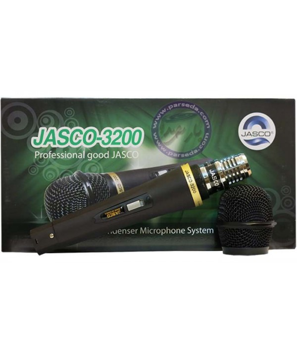 میکروفون جاسکو 3200
