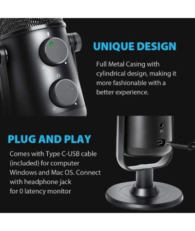 میکروفون USB مدل MAONO – AU902