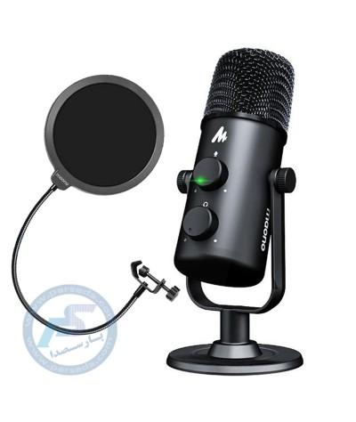 میکروفن USB استودیویی MAONO - AU903 + POP