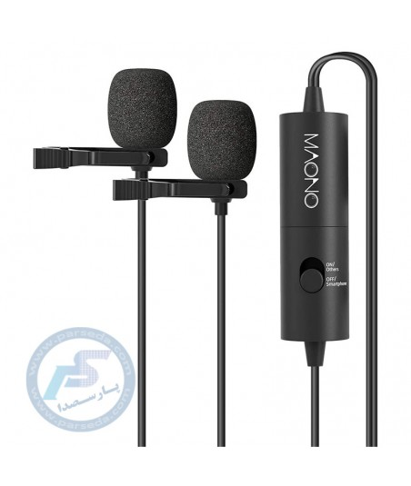 میکروفن یقه ای موبایلی MAONO - AU200