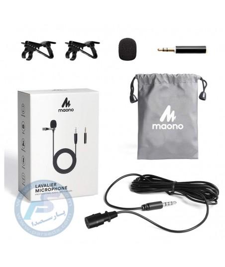 میکروفن یقه ای موبایلی MAONO - AU402