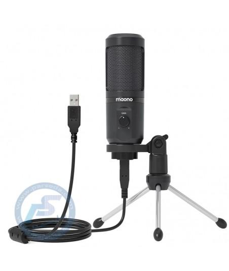 میکروفن USB استودیویی MAONO - AU PM461 TR