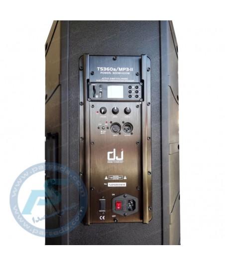 اسپیکر اکتیو 15 اینچ DJ TS360
