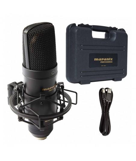 میکروفن USB استودیویی MARANTZ – MPM2000U