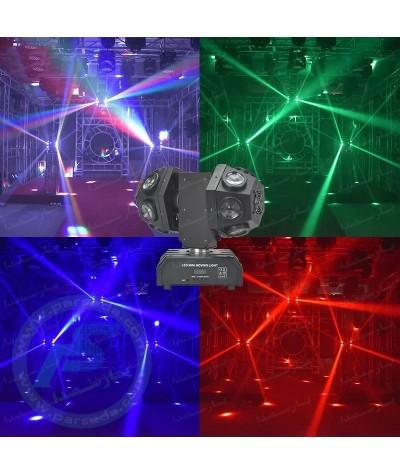 moving توپی نورپردازی
