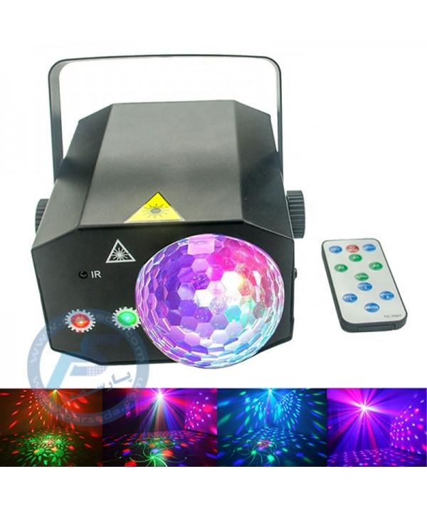 افکت 2 کاره مجیک بال و لیزر METALAX