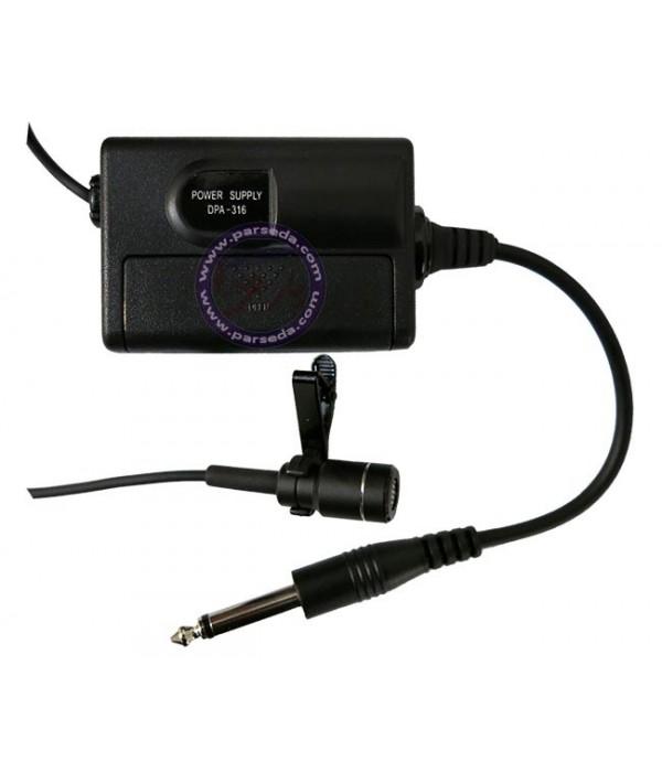 میکروفون یقه ای با سیم METALAX - 316