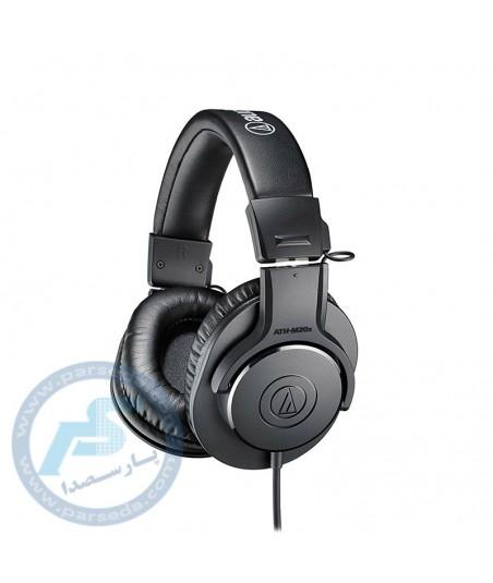 هدفون مانیتورینگ audio technica ATH M20X