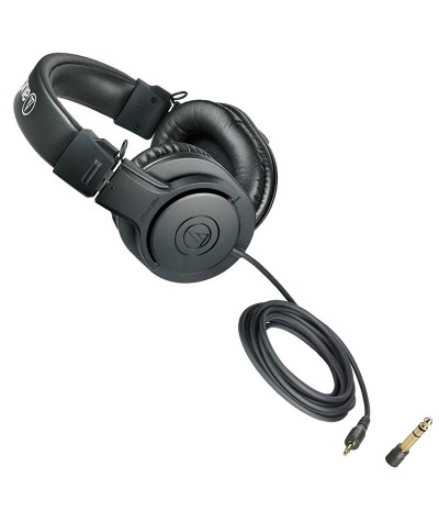 هدفون audio technica ath m20x