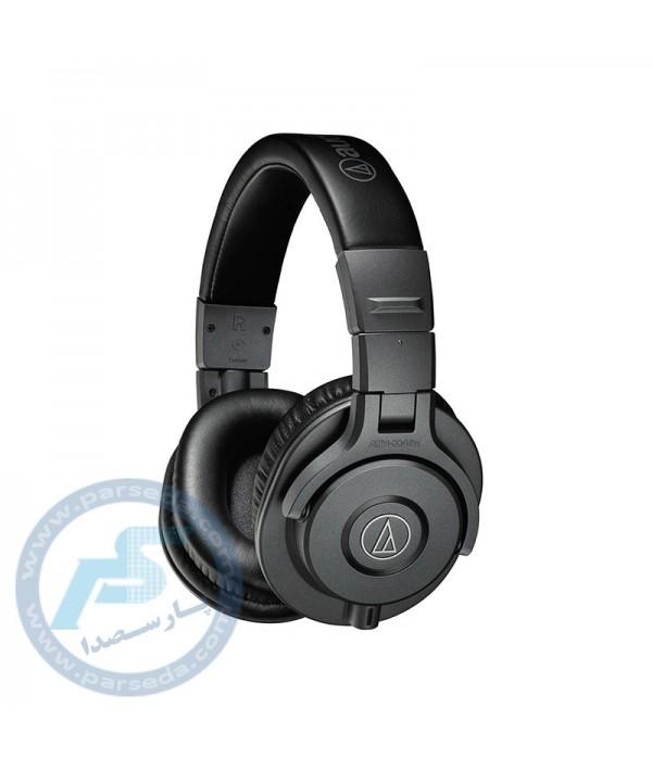 هدفون مانیتورینگ audio technica ATH M40X