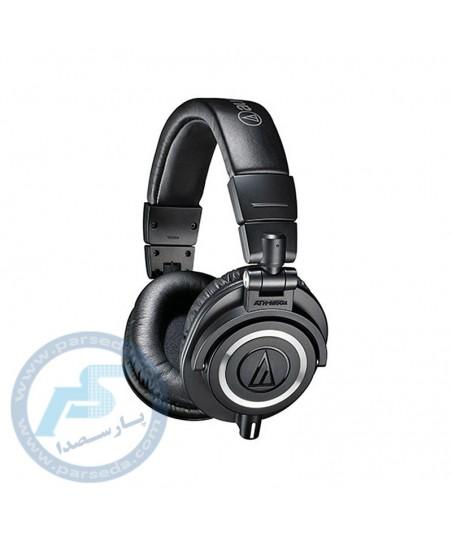 هدفون مانیتورینگ audio technica ATH M50X