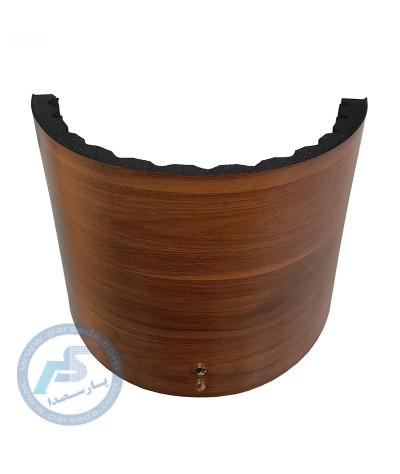 ایزولاتور میکروفن چوبی