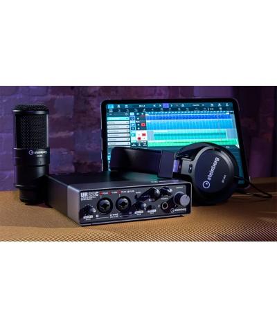 پکیج استودیویی Steinberg - UR22C Recording Pack