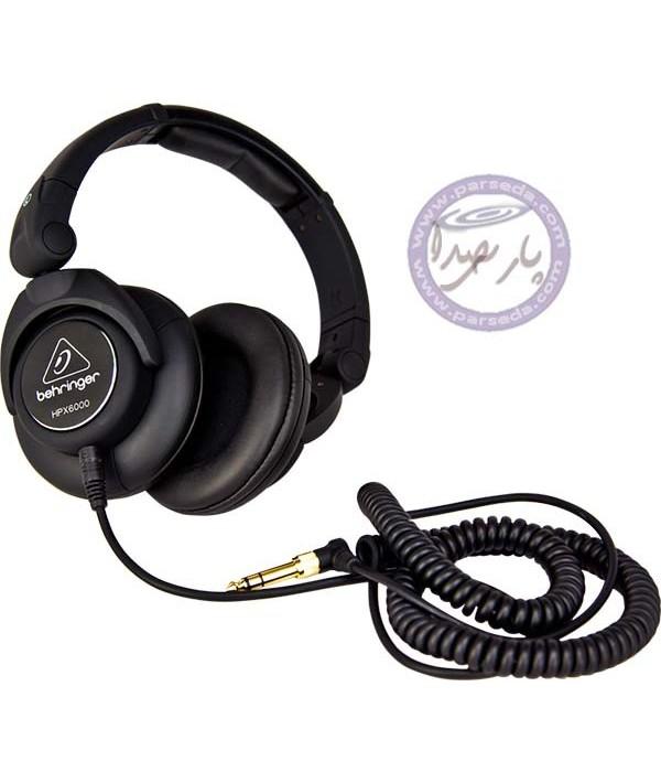 هدفون DJ Behringer HPX6000