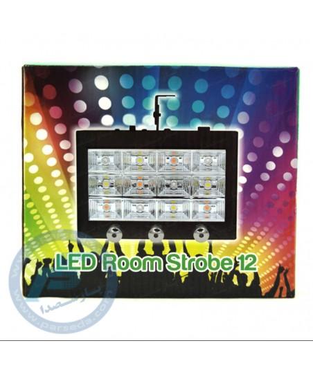 لیزر فلشر دو کاره 12 ال ای دی و لیزر RG