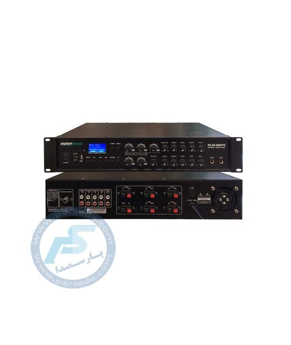 امپلیفایر مرکزی AAP - 3G 400 UTB