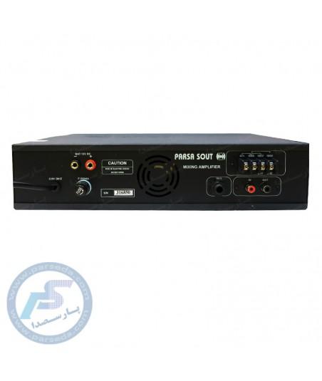 امپلیفایر پارسا صوت 100 وات فلش USB