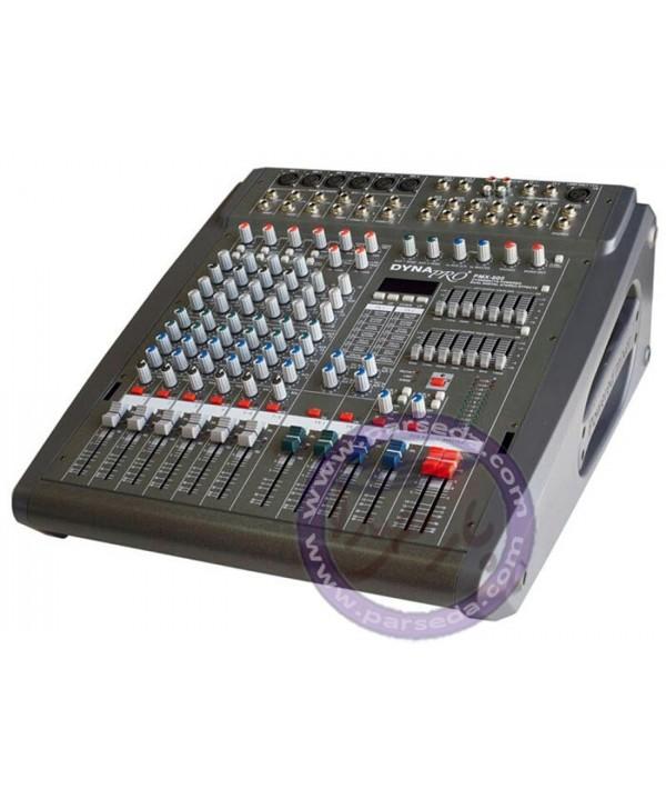 پاورمیکسر DYNA PRO مدل PMX600