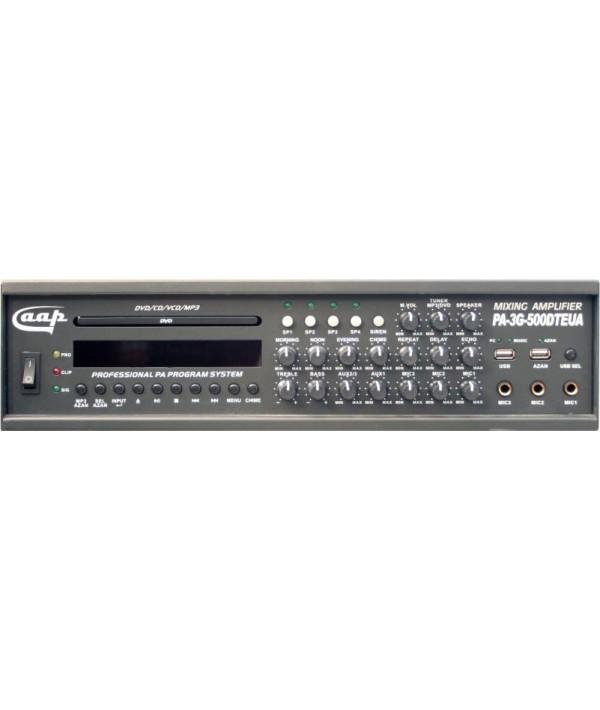 دستگاه مرکزی صوت AAP - 500 UTE