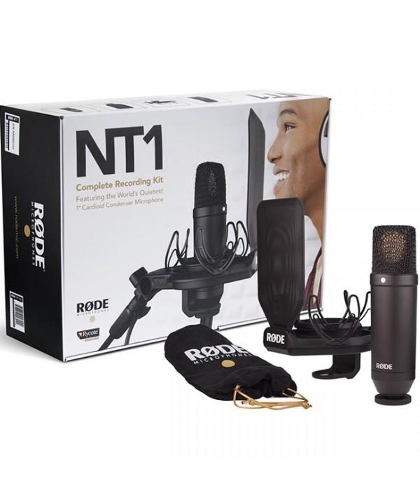 میکروفون استودیویی RODE – NT1 KIT