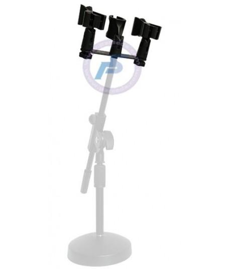 دو راهی پایه میکروفون