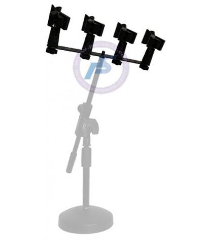 چهار راهی پایه میکروفون