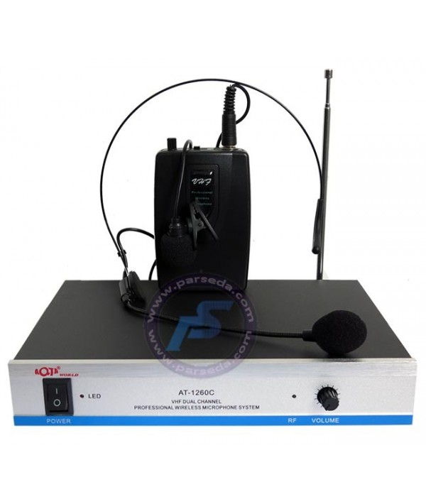 میکروفون یقه ای هدمیک AQTA - 1260C