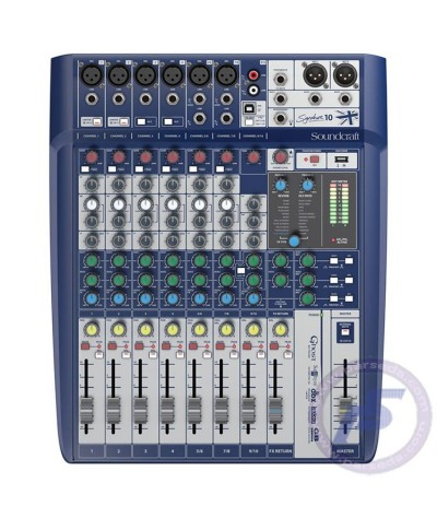 میکسر Soundcraft – Signature10