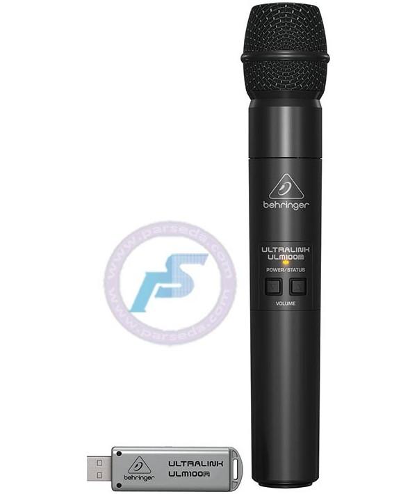 میکروفون بیسیم USB Behringer – ULM100