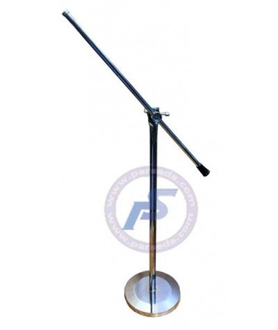 پایه میکروفون بلند کرومایز...