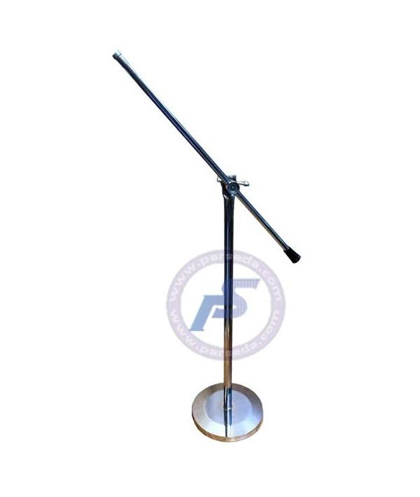 پایه میکروفون بلند کرومایز M02